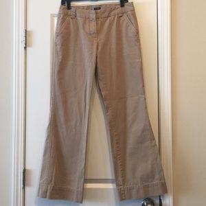 J. Crew Favorite Fit Pants Size 6 GUC